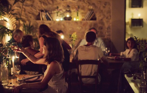 Restaurante +Qi