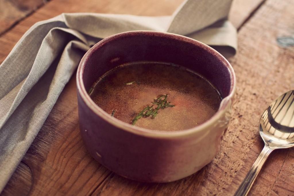 receta de la sopa de miso